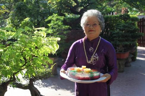 Bà Tôn Nữ Hà - Người giữ hồn tết Huế