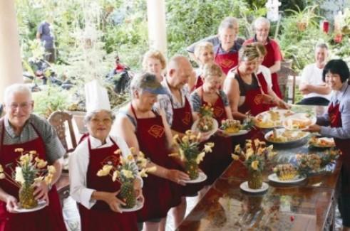 Gặp người truyền bá ẩm thực Huế